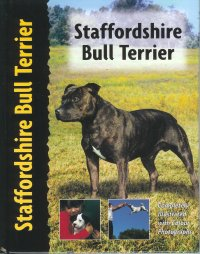 Staffordshire Bull Terrier Book by Jane Hogg Frome